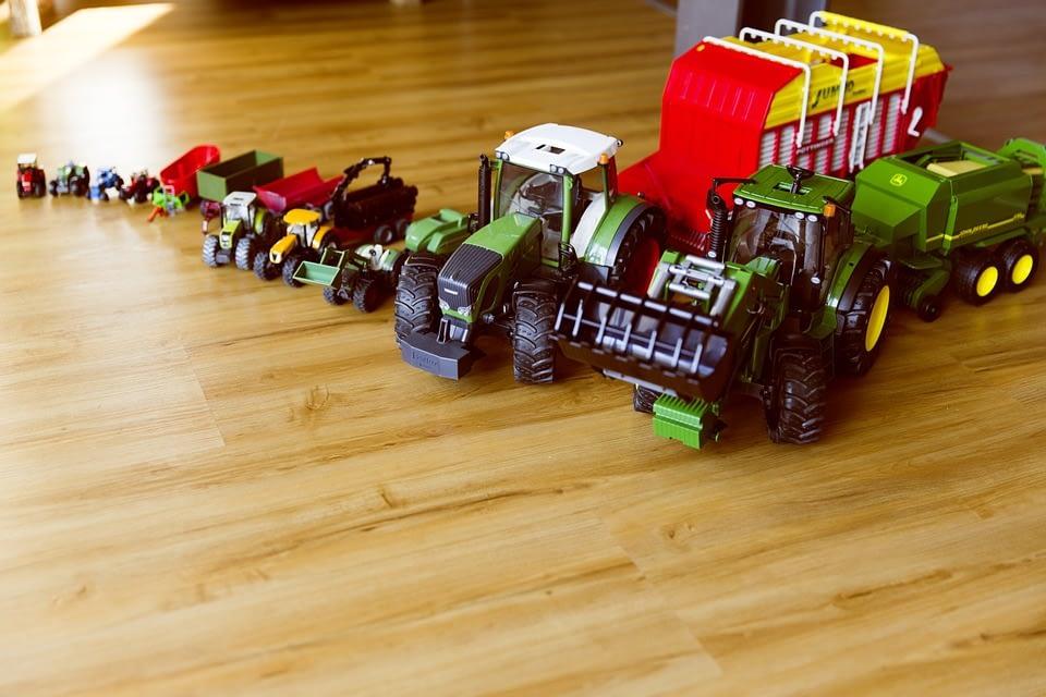 RC trucks